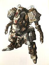 Briegel 1/35 Robot Monster resin kit