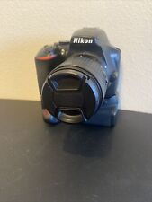 Nikon D3500 24.2MP DSLR Camera -NIKKOR AF VR DX 18-55mm Lens 9k Shutter