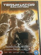 DVD - Terminator Salvation - Christian Bale - BNIP