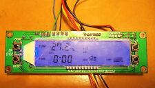 PC Fan Speed Controller Temperature Display LCD Sun Vertex Technology MIT-3-2.0