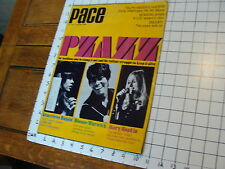 October 1969 PACE magazine---WHAMO ARTICLE, so cool