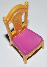 65360 Silla victoriana dorada y rosa playmobil,victorian chair