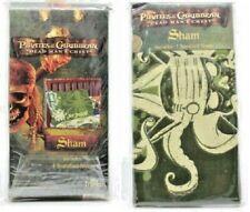 PiPirates of the Caribbean Jack Sparrow Pillow 2pcs Satndard Sham Pillowcase New
