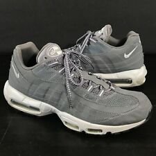 Air Max 95 Gray Shoes (609048-088) Men's Size 13 (US) Great Condition!