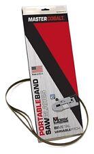 Mk Morse Zwep322024mc 32 78 X 2024 Tpi Bi Metal Portable Band Saw Blade 3 Pk