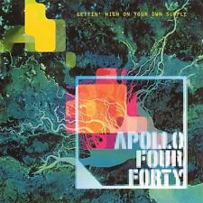 Apollo Four Forty - Gettin' High On Your Own Supply CD #G2003088