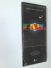 Simple Minds ~ REAL LIFE ~ cd 1991 NEW LONGBOX (long box)