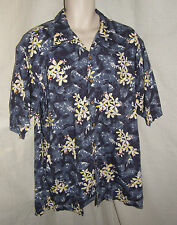 COLO WEAR XL  Great look Hawaiian style shirt extra button in tac