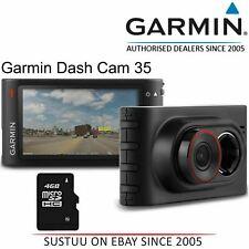 "Garmin Dash Cam 35│1080p HD Accident Recording GPS Camera│Driver Alerts│3"" LCD"