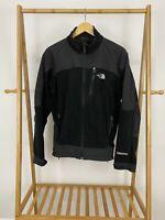 The North Face Men's Windstopper Denali Fleece Full Zip Black Jacket Size M