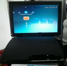 playstation slim 120gb Ps3 3.55 Firmware With multiman