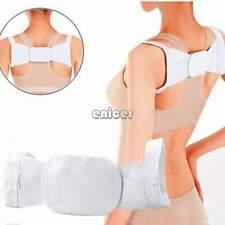 Corrector de Postura Cuerpo Espalda Hombro Brace Banda Cinturón Corrección