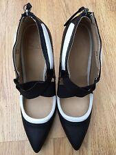 GX by Gwen Stefani 'Aime' Black/ White Shoes Size 8 But Fit Size 7