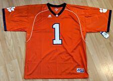 Clemson Football Jersey 1-Team Issue XL