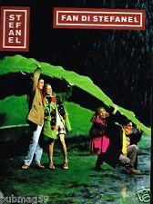 Publicité advertising 1991 Pret à porter vetements Fan Di Stefanel