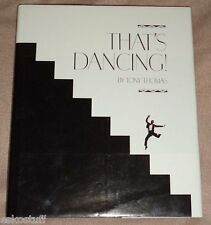 That's Dancing! 1984 Great Musical Films Large Book Great Pictures! Nice See!