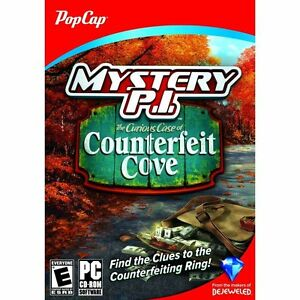 Mystery P.I.: The Curious Case of Counterfeit Cove (PC, 2012)