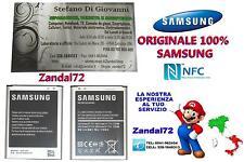 BATTERIA ORIGINALE SAMSUNG GALAXY S4 Mini + NFC i9190 i9192 i9195 B500AE B500BE