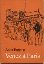 Anne Topping - Venez á Paris