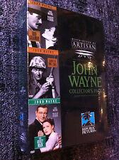 John Wayne Pack: Rio Grande - Sands of Iwo Jima - The Quiet Man - R1 - US Import
