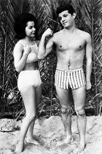 Beach Blanket Bingo Annette Funicello Frankie Avalon Bikini 18x24 Poster