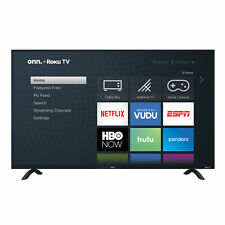 "Onn 50"" Class 4K (2160P) Roku Smart LED TV (100005843)"