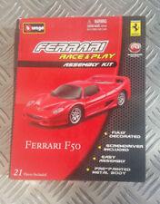 Artículos de automodelismo y aeromodelismo color principal rojo Ferrari escala 1:43