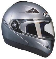 CASCO AIROH SV55 ARGENTO METAL TAGLIA XL COD. SV05 MOTO