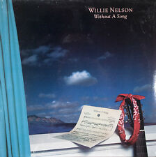 Willie Nelson-Without A Song-LP