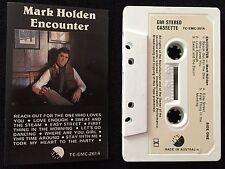 Encounter ~ MARK HOLDEN Cassette Tape