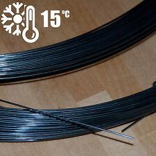 8 inches Nitinol NiTi SMA muscle wire 1mm uncut 15C-70C Shape Memory Alloy