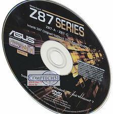 ASUS Z87-A  MOTHERBOARD AUTO INSTALL DRIVERS M3127