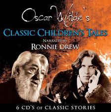RONNIE DREW - OSCAR WILDE'S (Classic Children's Tales) BOX SET 6CD