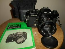 RICOH XR-2 with XR RIKENON 1:1.7/50mm Lens