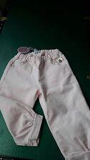 MUFFIN & CO.  Pantaloni velluto  bambina 24 Mesi 2 anni lusso made in Italy