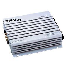 Pyle PLMRA400 Marine Waterproof 4-Channel Amplifier