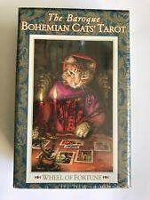 The Baroque Bohemian Cats Tarot - NEW Sealed