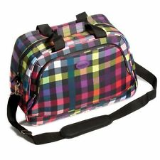 Highbury Lightweight Flight Bag Cabin Bag Travel Holdall Overnight Multi Box
