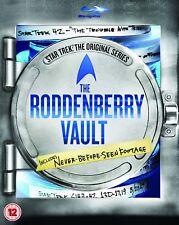 Star Trek The Original Series RODDENBERRY VAULT Blu-Ray - Brand New & Sealed!