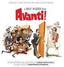Carlo Rustichelli - Avanti! (Original Motion Picture Soundtrack) [New