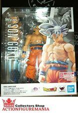 BANDAI Dragon Ball Super Son Goku Ultra Instinct Shf Figuarts