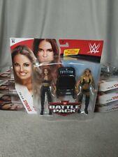 WWF WWE Basic Mattel Battle Pack Wrestling Figures Rare Trish Stratus Lita 64