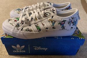 Adidas Originals Nizza X Disney Sport Goofy Shoes FW0645 US 10