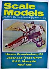 Models August Craft Magazines in English