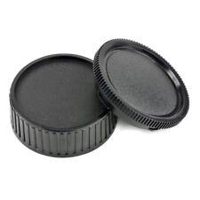 Kameragehäuse Abdeckung Hülle + Objektivdeckel hinterer Kappe für Leica M LM