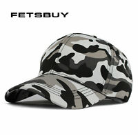 Casquette Army camouflage Réglable NEUF