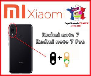 Xiaomi Redmi Note 7 E Professionista - Lente Posteriore Camera Fotografica Vetro