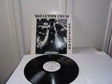 "Skeleton Crew    Escalator   12"" Vinyl P/S Single"