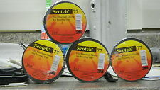 "3M Scotch 77 Fire Retardant Electric Arc Proofing Tape 1-1/2"" x 20' x.030"",Black"