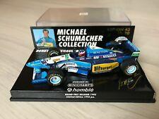F1 1/43 Minichamps Michael Schumacher Benetton Renault B195 Belgium #20